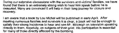 BBC Reporter's Letter