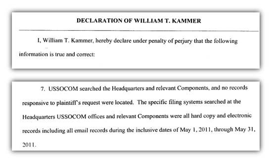 Kammer statement