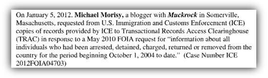 Michael Morisy