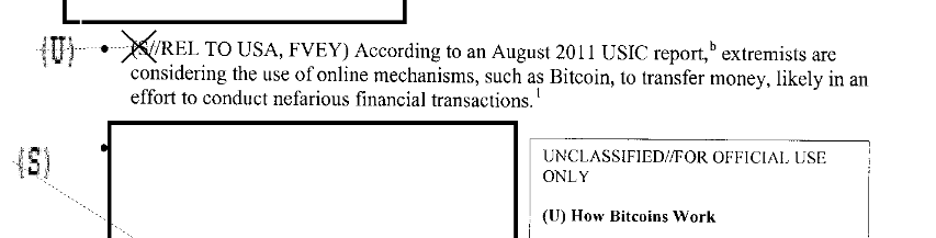 Bitcoin is a potential tool for terrorists, FBI warns in